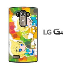 ADVENTURE FIONA AND CAKE D0052 LG G4 Case