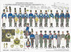 1st East Prussian Infantry Regiment (Infantry Regiment 1)