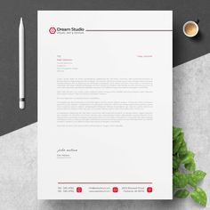 Vecteezy Briefkopfvorlage Gardening And Landscaping: The Benefits Of Landscape Design Software Artic Company Letterhead Template, Letterhead Format, Letterhead Business, Stationery Design, Brochure Design, Letterhead Design Inspiration, Corporate Identity Design, Identity Branding, Visual Identity