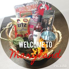 Wedding Gift Bag Ideas Washington Dc : ... welcome guests to your home or wedding guests! *welcome basket* More