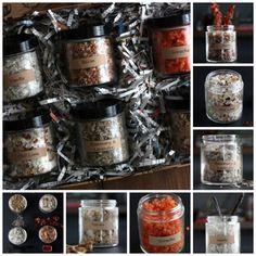 6 Flavored Salt Recipes - DIY Gift World