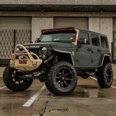 Texas company builds Jeeps, trucks that will destroy every other vehicle on (or off) the road