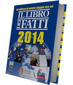 Libro dei Fatti 2014 omaggio - http://www.omaggiomania.com/libri/libro-dei-fatti-2014-omaggio/
