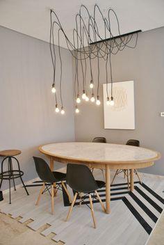 Espacio de decoracion A06 (Estilo Pilar 2015) / Celina Azpiroz Achával