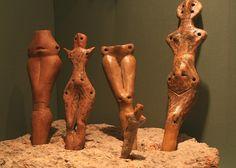 cucuteni trypillian figurines Romania