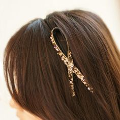 45SEVEN  Sequined Hair Band