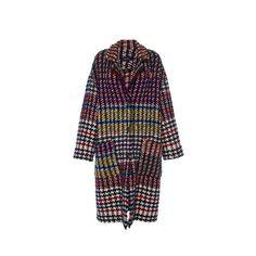Isabel Marant     Dallan Longline Oversized Coat (5.285 RON) ❤ liked on Polyvore featuring outerwear, coats, isabel marant, oversized coat, longline coat and isabel marant coat