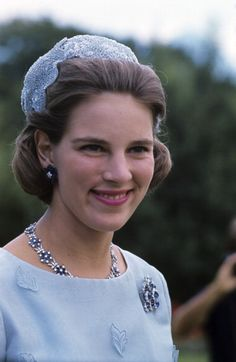 The Royal Watcher:  Queen Anne-Marie of Greece