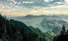 Lucerne, Switzerland. (From: Summer Secrets We Learned in 2015)