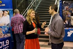 K-LOVE Lauren's Lee chats with some listeners on the K-LOVE Christmas Tour. #KLOVEChristmas #KLOVEIndy