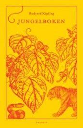 Jungelboken av Rudyard Kipling (Innbundet)