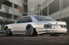 1987 Mercedes Benz AMG with a wide body treatment. Mercedes Cl 600, Mercedes Benz Coupe, Mercedes Benz Cars, Cl 500, Automobile, Mercedez Benz, Classic Mercedes, Toyota Cars, Wide Body