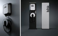 ecotality blink EV charger