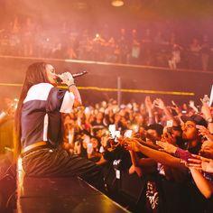 Kehlani performances - December 2015