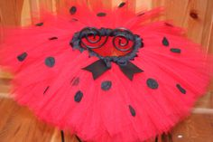 Another birthday party idea. Loving the lady bugs!