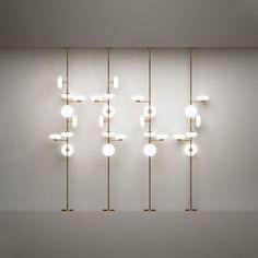 Дизайн приборов освещения компании Penta Lighting