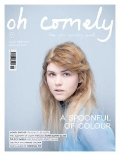 Oh Comely #19 | BOUND