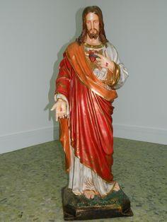Sagrado Coração de Jesus, nós temos confiança em Vós.
