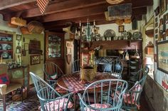 History Buffs, There's an 18th Century Settlement for Sale (Photo courtesy MICHAEL COLAVITA/KURFISS SOTHEBY'S INTERNATIONAL REALTY)