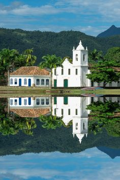 Paraty, RJ, Brazil - by Michel Therin-Weise Wonderful Places, Great Places, Beautiful Places, The Places Youll Go, Places To See, Brazil Travel, Wonders Of The World, South America, Travel Destinations