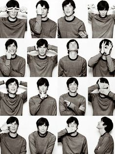 Cillian being funny!