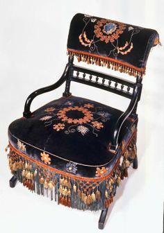 Moorish Room | ... Movement style with Moorish style embroidery(Rockefeller Room