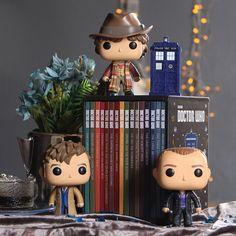 #DoctorWho #Books