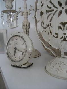 Old stuff lovely clock