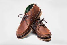 Acapulco Gold x The Rancourt Shoe Co. Deluxe Chukka Moc