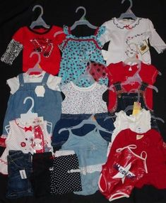 Huge Baby Girl Spring Easter Clothing 3-6 months NWT EUC Dress Outfit Gymboree #DressyEverydayHoliday