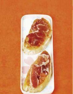 pain à la tomate, comme à Barcelone pour 4 personnes - Recettes Elle à Table - Elle à Table
