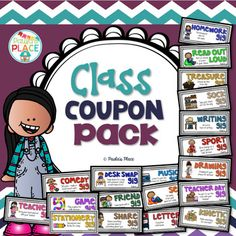 Most Popular Teaching Resources: Coupon Pack (with Raffle Tickets)