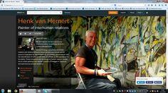Art of Henk van Hemert