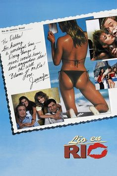 Blame It On Rio 1984 Movie Online. Best friends and their daughters holiday in Rio only for one to fall for the other's daughter. Hd Streaming, Streaming Movies, Hd Movies, Movies Online, Films, Watch Movies, Rio Movie, 1984 Movie, Movie Tv