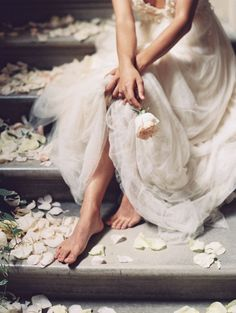 ...even rose petals... but i love it so much...
