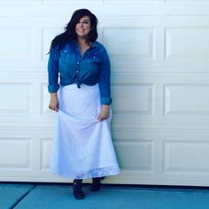 44128e622374d Lucy skirt and Cambray shirt Join my shopping group! LuLaRoe Erin Woolley -  https