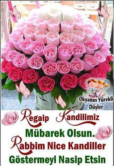 Regaib Kandili En Güzel Mesajları - Güzel Sözler Vegetables, Rose, Flowers, Allah Islam, Youtube, Blog, Pink, Veggies, Roses