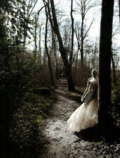 walkingthruafog: Marie Piovesan By Deborah Tuberville For Vogue Italia March 2012 Credit: scriptical.wordpress