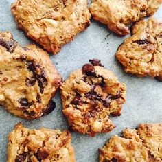 Ovnbagt falafel - Måltid Falafel, Healthy Sweets, Protein, Cookies, Baking, Cake, Desserts, Food, Inspiration