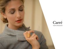 Romantic Colection MIDA morethangold // Carré, Ulivo Italiano #greensoul #naturallychic #wearnature #woodrings
