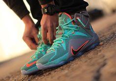 Nike LeBron 12 NSRL   Arriving at Retailers
