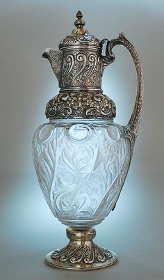 Owner: The Claret Jug Collector. Charles Edwards - London 1893