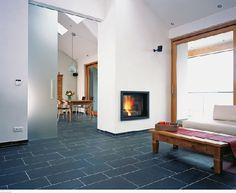 Homeplaza - Bodenplatten aus Schiefer verbinden Ästhetik und Funktionalität - Mit Freude auf die schiefe(r) Bahn geraten