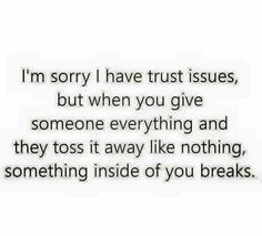 26 ideas quotes feelings trust issues for 2019 Sad Quotes, Words Quotes, Wise Words, Quotes To Live By, Inspirational Quotes, Fake Love Quotes, Fabulous Quotes, Trust Issues Quotes, Broken Trust Quotes