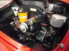 Porsche 356A 1500 Speedster US-spec (T1) '1955–57