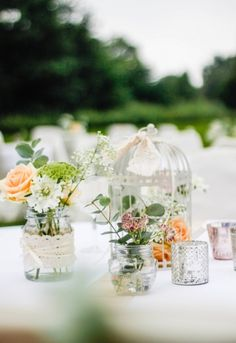 Flower Decorations, Wedding Decorations, Table Decorations, Young Marriage, Business, Flowers, Projects, Floral Decorations, Floral Headdress