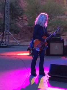 Nancy Wilson HEART - Tuacahn, Utah 4/15/16