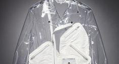 Comme des Garçons PVC biker jacket!