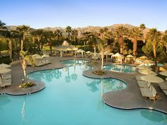 fantastic example of a resort pool hope this help with design ideas for your swimming pool?