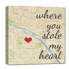 Donde estes, estará mi corazón